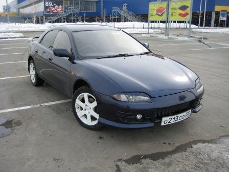 Mazda Lantis 1993 - отзыв владельца