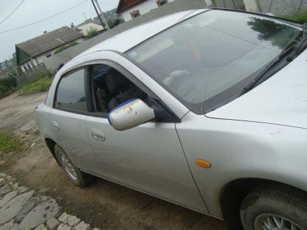 Mazda Lantis  - отзыв владельца