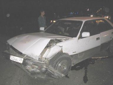 Mazda Luce 1989 отзыв автора | Дата публикации 13.08.2003.