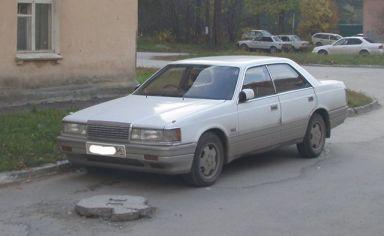 Mazda Luce 1988 отзыв автора | Дата публикации 10.04.2010.