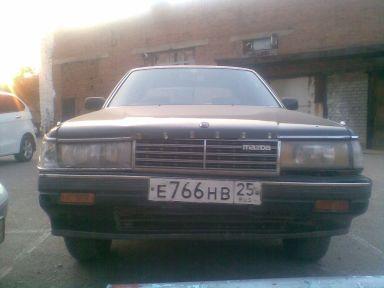 Mazda Luce 1987 отзыв автора | Дата публикации 05.05.2011.