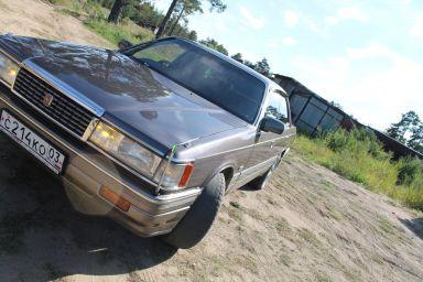 Mazda Luce 1988 отзыв автора | Дата публикации 28.09.2012.