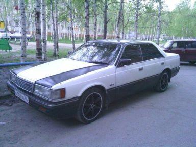 Mazda Luce 1988 отзыв автора | Дата публикации 23.06.2013.