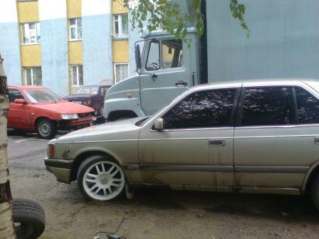 Mazda Luce 1988 - отзыв владельца