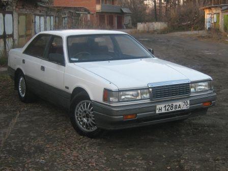 Mazda Luce 1989 - отзыв владельца