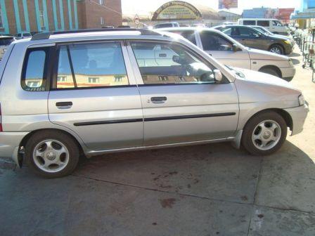 Mazda Mazda2 1997 - отзыв владельца