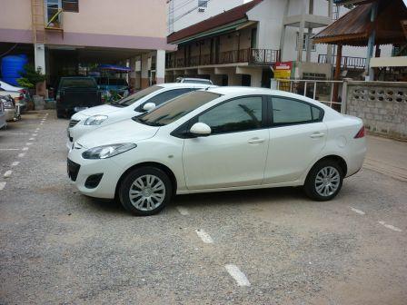 Mazda Mazda2 2011 - отзыв владельца