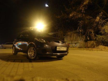 Mazda Mazda2 2008 - отзыв владельца