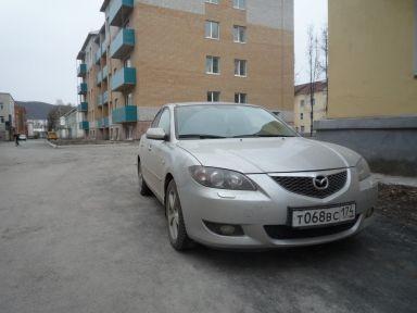 Mazda Mazda3, 2004