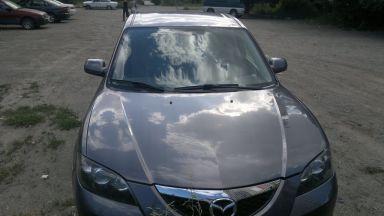 Mazda Mazda3 2008 отзыв автора | Дата публикации 15.07.2011.