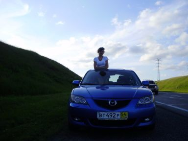 Mazda Mazda3, 2005