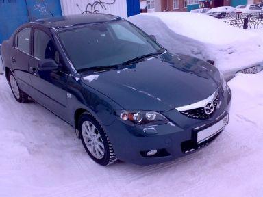 Mazda Mazda3 2008 отзыв автора | Дата публикации 31.01.2012.