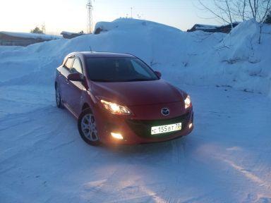 Mazda Mazda3, 2011