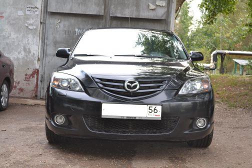 Mazda Mazda3 2006 - отзыв владельца