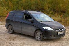 Mazda Mazda5, 2007