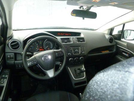 Mazda Mazda5 2010 - отзыв владельца