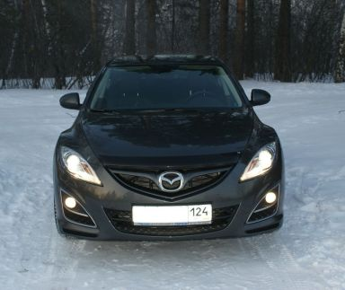 Mazda Mazda6 2010 отзыв автора | Дата публикации 15.01.2011.