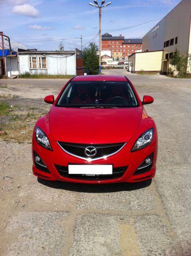 Mazda Mazda6 2010 отзыв автора | Дата публикации 02.07.2011.