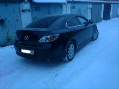 Mazda Mazda6 2011 отзыв автора | Дата публикации 14.03.2012.