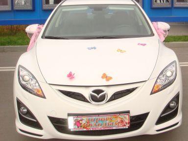Mazda Mazda6 2011 отзыв автора | Дата публикации 01.05.2012.
