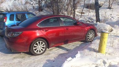 Mazda Mazda6, 2011