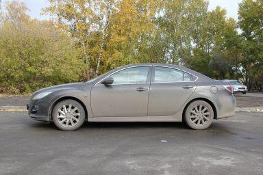 Mazda Mazda6 2011 отзыв автора | Дата публикации 06.10.2012.
