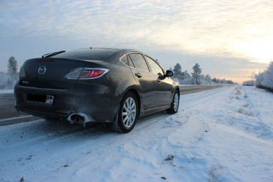 Mazda Mazda6 2012 отзыв автора | Дата публикации 16.11.2012.