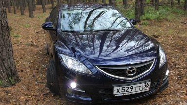 Mazda Mazda6 2011 отзыв автора | Дата публикации 14.03.2013.