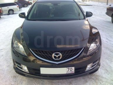 Mazda Mazda6, 2008