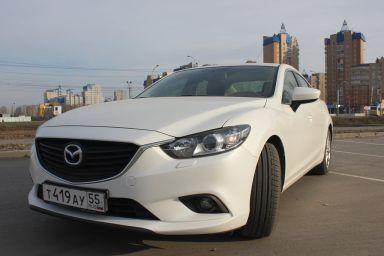 Mazda Mazda6 2013 отзыв автора | Дата публикации 22.04.2014.