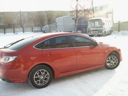 Mazda Mazda6 2008 - отзыв владельца