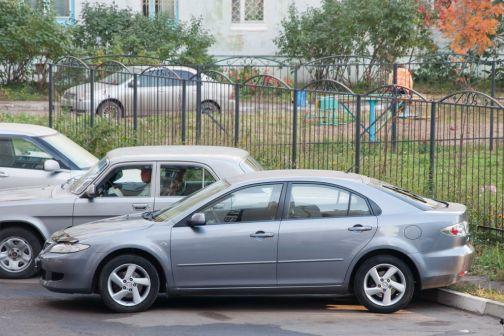 Mazda Mazda6 2004 - отзыв владельца