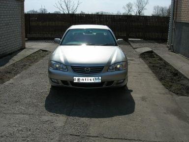 Mazda Millenia 2000 отзыв автора | Дата публикации 16.09.2006.