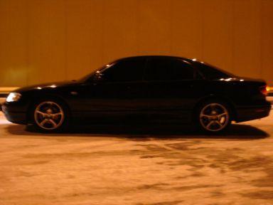 Mazda Millenia 2001 отзыв автора | Дата публикации 23.01.2012.