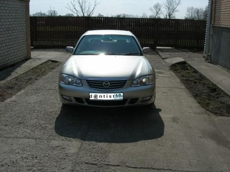 Mazda Millenia 2000 - отзыв владельца
