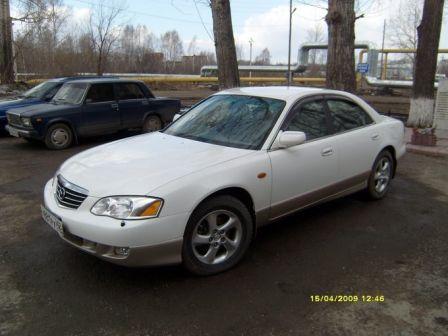 Mazda Millenia 2001 - отзыв владельца