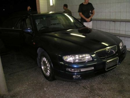 Mazda Millenia 1999 - отзыв владельца