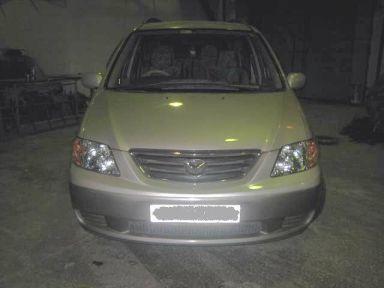 Mazda MPV 2000 отзыв автора | Дата публикации 05.01.2007.