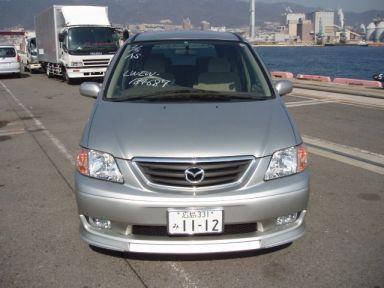 Mazda MPV 2002 отзыв автора | Дата публикации 16.04.2007.
