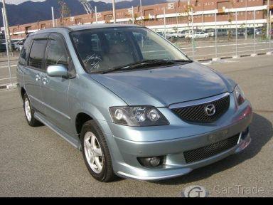 Mazda MPV 2002 отзыв автора | Дата публикации 29.03.2008.