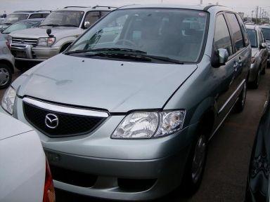 Mazda MPV 2002 отзыв автора | Дата публикации 12.01.2009.
