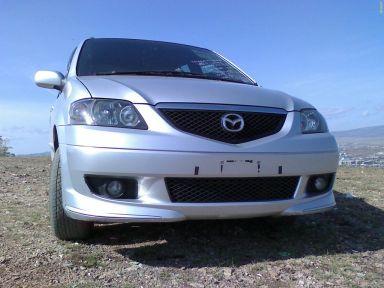 Mazda MPV 2002 отзыв автора | Дата публикации 26.10.2010.