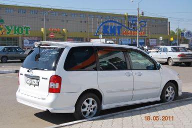 Mazda MPV 2002 отзыв автора | Дата публикации 23.12.2011.