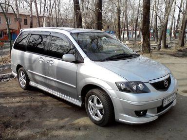 Mazda MPV 2002 отзыв автора | Дата публикации 28.03.2012.