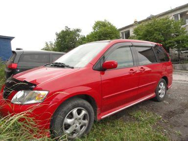 Mazda MPV 2002 отзыв автора | Дата публикации 27.08.2012.