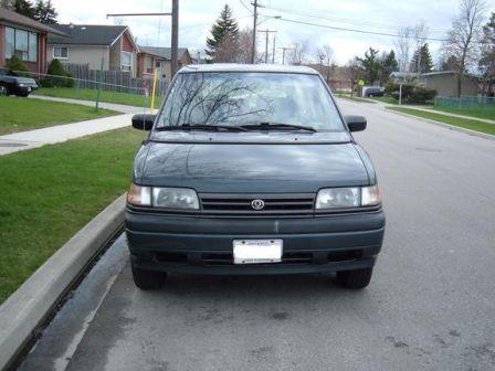 Mazda MPV 1993 - отзыв владельца