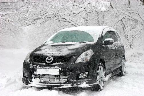 Mazda MPV 2006 - отзыв владельца