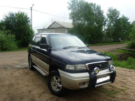 Mazda MPV 1998 - отзыв владельца