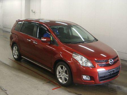 Mazda MPV 2007 - отзыв владельца