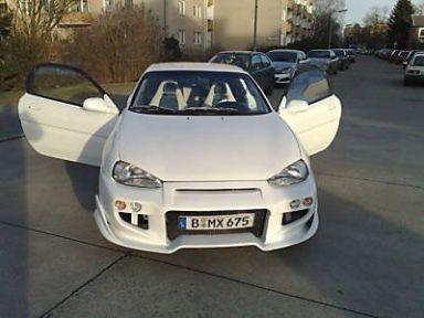 Mazda MX-3 1992 отзыв автора | Дата публикации 19.03.2009.